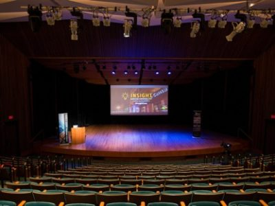 Insight Marketing Conference Stage
